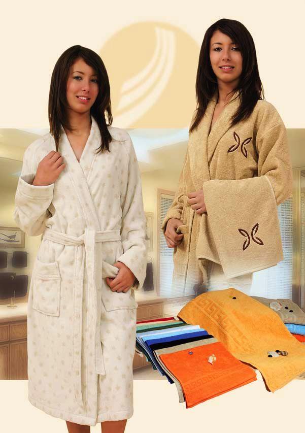 Turkish Hammam Towels | Towelling Bathrobes | Soft Beach Towel