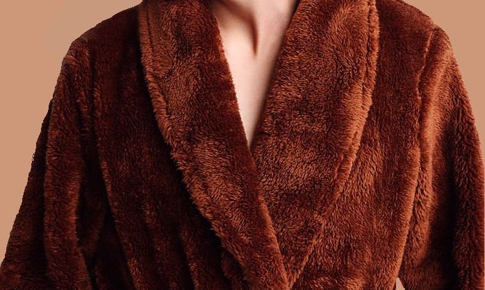 FLEECE ROBES | Turkish Hammam Towels | Towelling Bathrobes | Soft ...