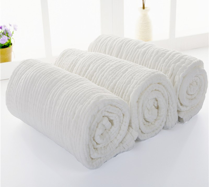 Baby Muslin Cloth Turkish Hammam Towels Towelling