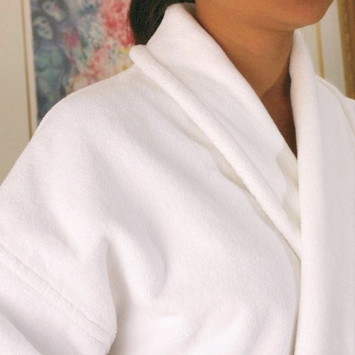 25bf95b927 Terry cloth bathrobes · Luxury velvet spa bath robe