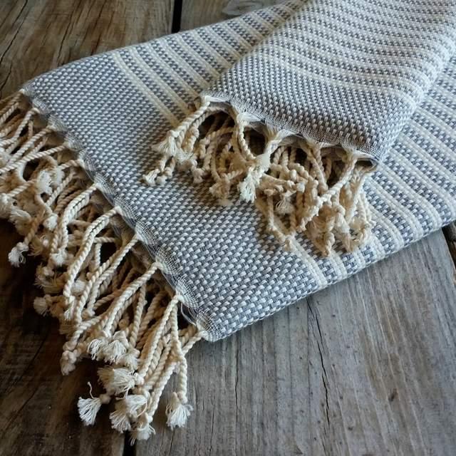 100/% Quality Cotton Handwoven Lightweight Turkish Beach Sauna Towel Fouta Original Fair Trade Hamam Beach Towels Foutas ZusenZomer Hammam Towel xl 100x200 cm SQUARE Turquoise